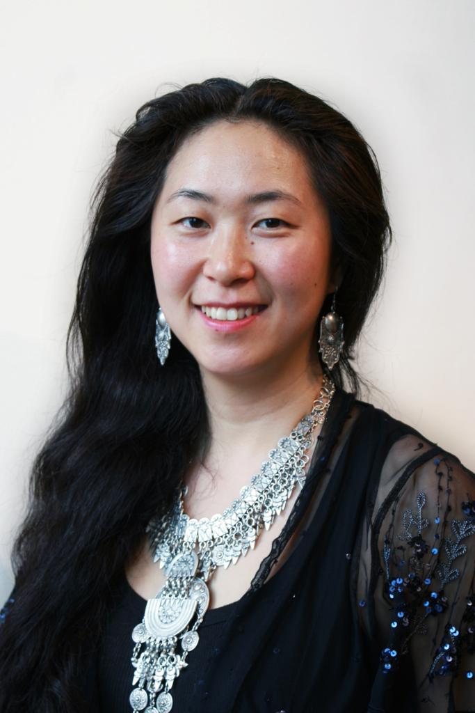 artist Olivia Kim