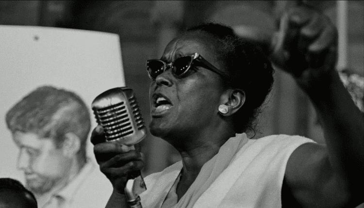 archive photo of Ella Baker, civil rights activist