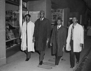 archive photo Greensboro 4
